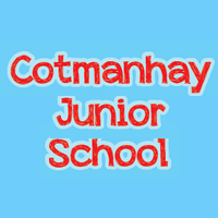 Cotmanhay Junior School logo