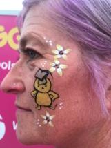 GYS face paint 2